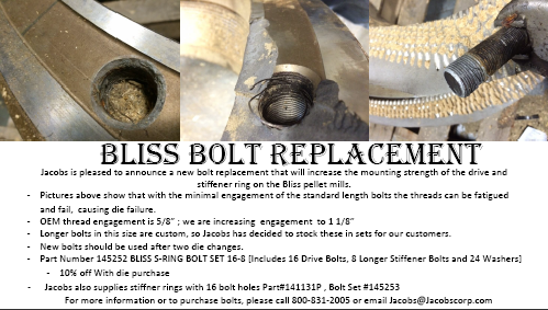 Download Bliss Bolt Brochure!