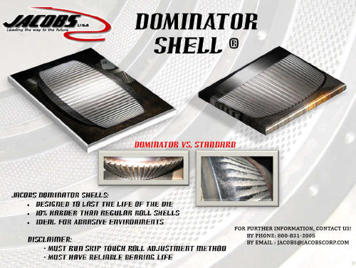 Download Dominator Shell Brochure!